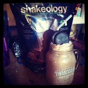 Add Shakeology to maximize a healthy diet!