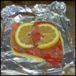 Lemon filet